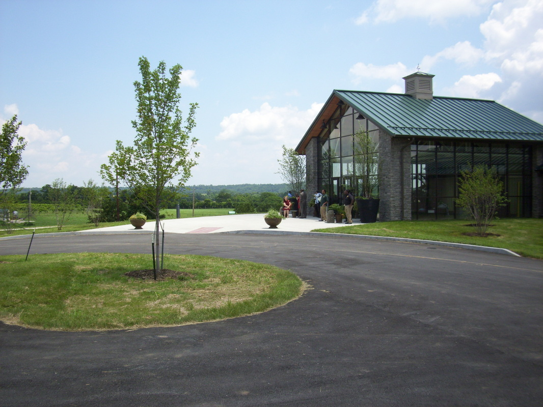 Kentucky State University Mills Lane Farm Welcome Center - Frankfort